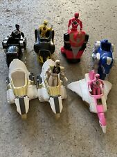 Mighty Morphin Power Rangers 1995 Movies Spirit Animal Vehicles