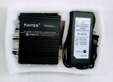 Kinter K2020A+ Limited Edition Original Tripath TA2020-020 Class-T Hi-Fi Audio