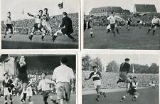 Sammelbilder Album Turris  Deutscher Fußball International  Nr. 79  80  81  82
