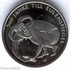 Allemagne 10 Euros 2011 D Bouffon @@ Nouveauté @@