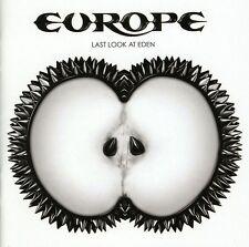 Europe - Last Look at Eden [New CD]