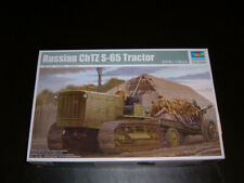 Trumpeter 1/35 Russian CHTZ S-65 Tractor  #05538