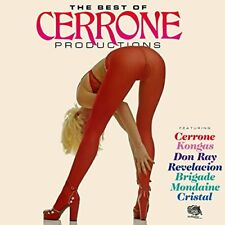 The Best of Cerrone Productions - 2cd Because Music Bec5161911