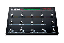 Voodoo Lab Ground Control Pro Programmable MIDI Foot Controller for Guitar