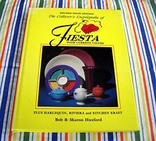 Fiesta Huxford The Collector's Encyclopedia of Fiesta + More ~ 6th Edition ~