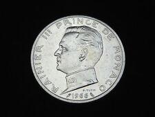Vorzügliche Münzen aus Monaco vor Euro-Einführung