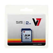 2GB Secure Digital SD Card - Store / transportphotos,video and data Free Shippin