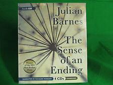 The Sense of an Ending Audio CD – Audiobook, CD by Julian Barnes