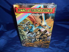 Acts Of Vengeance Crossovers Omnibus (2011) Hcdj All Heroes Still Sealed Nm