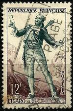 (957) FRANCE. STAMP. 1953. 12 FRANCS. FIGARO (USADO)