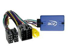 Sony radio volante Interface Adapter renault megane Clio Twingo Opel Vivaro