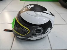 SCORPION EXO-1000 MOTORCYCLE CRASH HELMET SIZE MEDIUM 57-58 CMS
