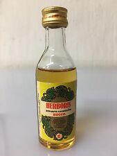 Mignon Miniature Herboris Amaro Centerbe Zucca Rabarzucca 4cl 21% Vol A.
