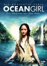 OCEAN GIRL- Complete Series - Seasons 1,2,3;4  - Region2/UK - 10 DVDs BOX