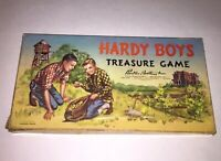 Hardy Boys Treasure Game 1960 Parker Brothers Board Game