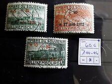 Gestempelt 1985 Waffenstillstand 100% QualitäT Luxemburg Block14 kompl.ausg.