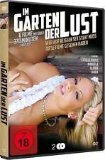 Im Garten der Lust (2015) 7 Erotik Filme Edition Neu/OVP