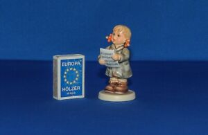 Goebel Hummel Figur Erstes Solo 2/82 First Solo Exclusive Edition