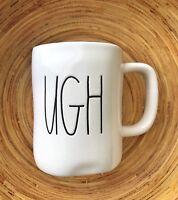 Rae Dunn UGH Mug Ceramic Coffee Cup Farmhouse Gift Home Decor New