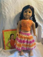 AMERICAN GIRL DOLL JESS McCONNELL GIRL OF THE YEAR 2006