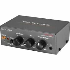 Phono Pre-Amp Audio Amplifiers