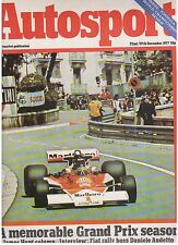December Autosport Sports Magazines