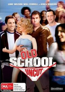 Old School Uncut : NEW DVD
