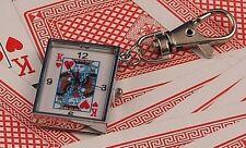 Poker Style Keychain Watch King FREE POST!!