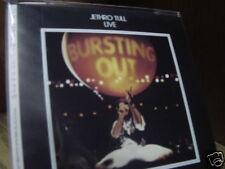 JETHRO TULL BURSTING OUT JAPAN REPLICA GATEFOLD JACKET 2004 ISSUE OBI RARE CDSET