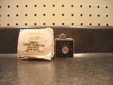 Cutler Hammer E30KP15 Compact Push Button Potentiometer 50000 OHMS - 2W. New!