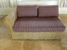 Wicker Sofa Antique Furniture For Sale Ebay