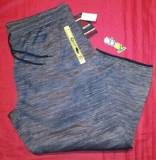 Akademiks Men SZ 5XL HEATHER GRAY BLACK JOGGERS SWEAT Pants NEW NWT !!