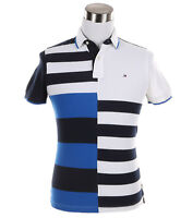 Tommy Hilfiger Men's Short Sleeve Abstract Design Polo Shirt - $0 Free Ship