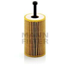 Mann Oil Filter Element Metal Free For Citroën C3 1.4i Bivalent 1.4 16V 1.6 16V