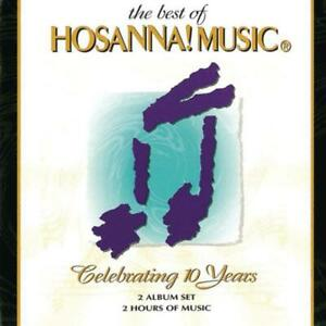 2 CD Hosanna! Music THE BEST OF - Celebrating 10 Years PRAISE & WORSHIP abs.rar
