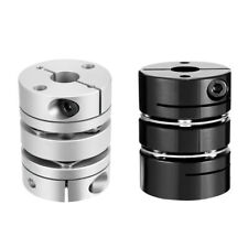 Clamp Tight Motor Shaft 2 Diaphragm Coupling Joint Cnc Stepper Connector Coupler