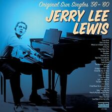 Jerry Lee Lewis - Original Sun Singles 56-60 [New CD]