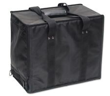 Jewelry Travel Salesman Display Storage Case Carrying Showcase Nylon
