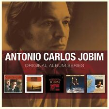 Antonio Carlos Jobim ORIGINAL ALBUM SERIES Wonderful World OF URUBU New 5 CD