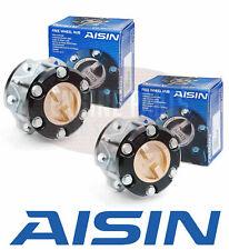 2 X Genuine Aisin Free Wheel Hub -Suitable For Toyota 75 80 Series Landcruiser