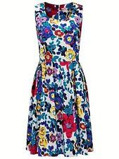 Joe Browns Cotton Sleeveless Skater Dresses for Women