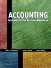 Accounting: Information for Business Decisions, Nikolai, Loren A., Bazley, John,