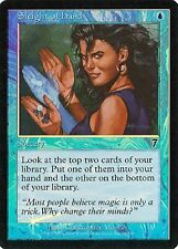 MTG - 7th Edition - Sleight of Hand - Foil - NM+