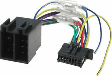 ISO adaptador cable para Pioneer mvh-190ub mvh-190ui mvh-190ubg mvh-390bt