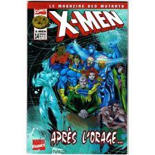 BD MARVEL FRANCE COMICS / X-MEN MENSUEL N° 14 TBE
