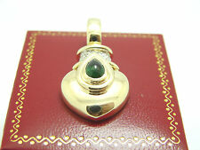 Damen Brillant Anhänger 585 Gelbgold Diamantanhänger 14 Karat Goldanhänger