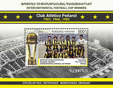 Armenia MNH** 2019 Sport Football Cup Penarol Centenario Montevideo Uruguay