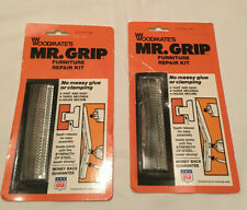 2 Woodmate's Mr Grip Furniture Repair Kit / Made in USA #1298