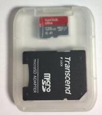 Genuine SanDisk 10 128GB Ultra Class 100MB/s micro sd Scheda di memoria SDHC PLUS PA