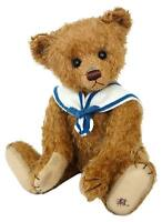 Teddy Bruno -collectable, Fully Jointed Mohair Handmade Teddy Bear from Clemens-
